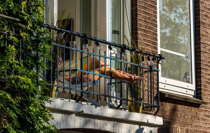 vakantiegevoel op je balkon