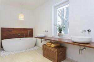 heldere badkamer