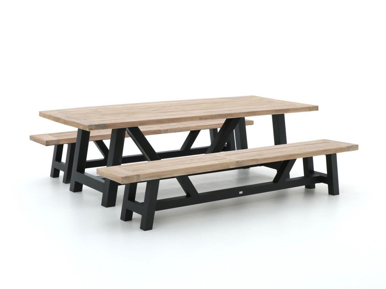 Leuke houten picknick set