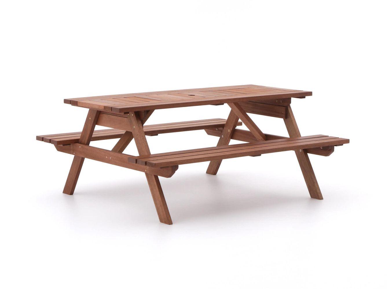 houten picknick tuinset