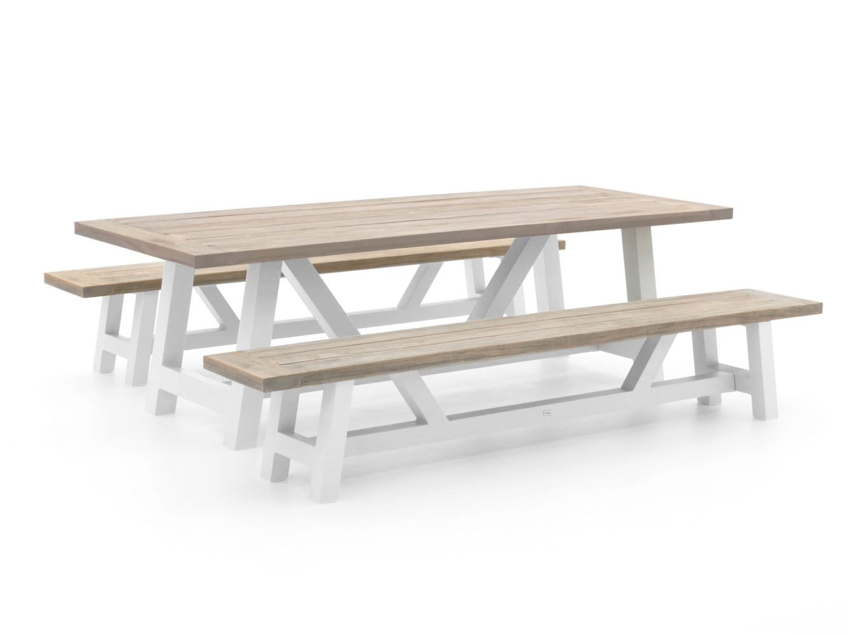 houten picknick tuinsets