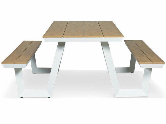 houten picknickset