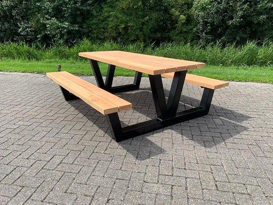 houten picknicksets