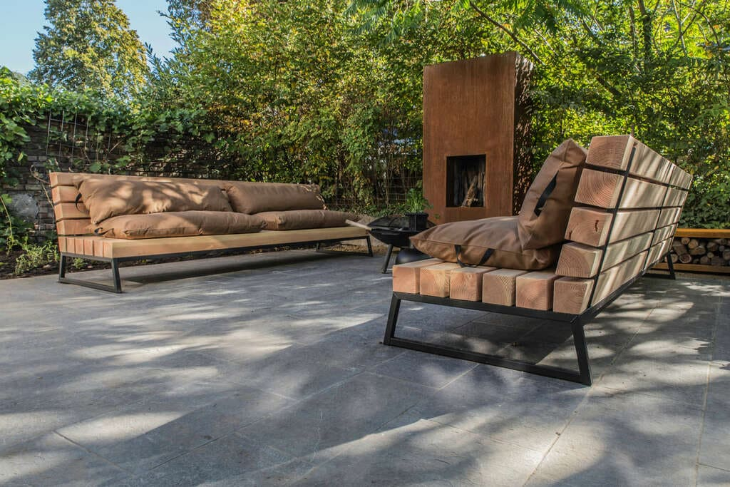 stoere loungebank meubelen